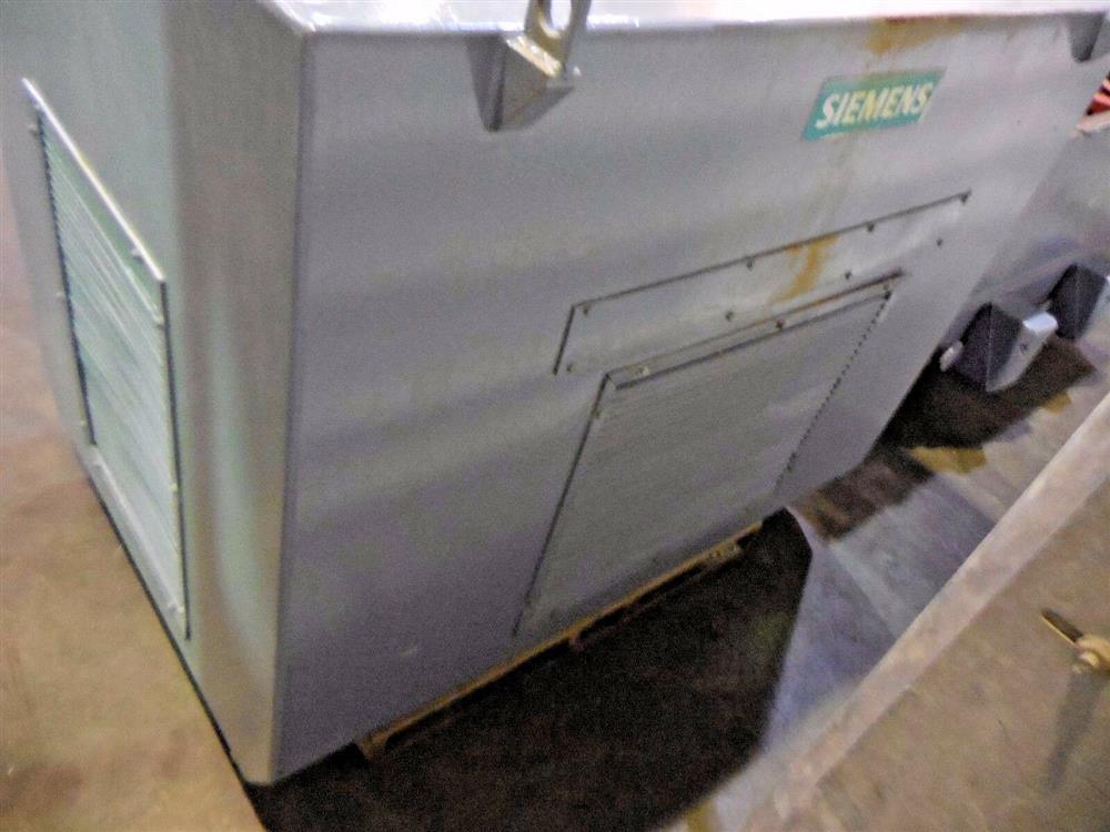 Image 3000 HP SIEMENS 3/91 Induction Motor 1527619