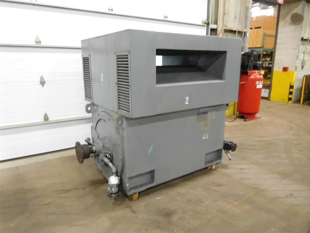 Image 2000 HP WESTINGHOUSE World Series Induction Motor 1527810