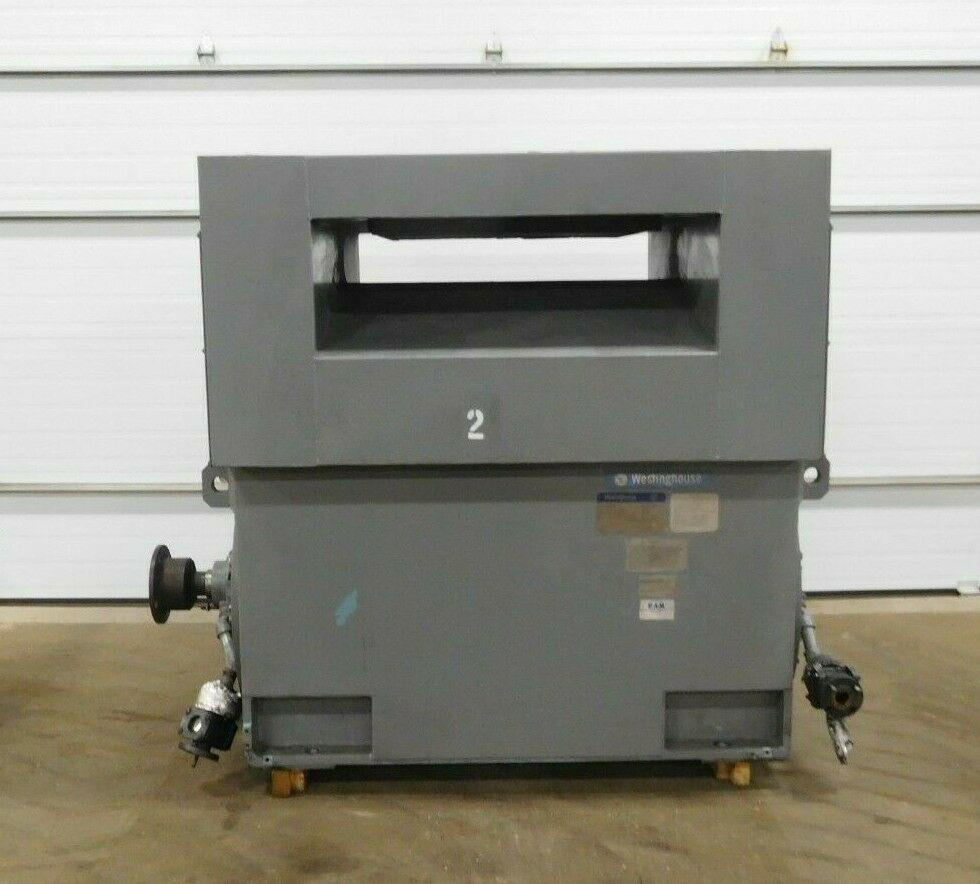 Image 2000 HP WESTINGHOUSE World Series Induction Motor 1527820