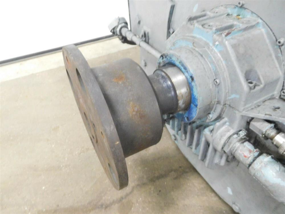Image 2000 HP WESTINGHOUSE World Series Induction Motor 1527814