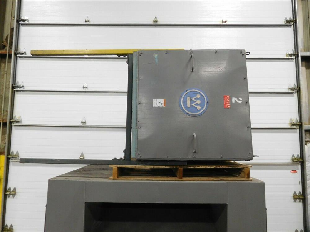 Image 2000 HP WESTINGHOUSE World Series Induction Motor 1527816