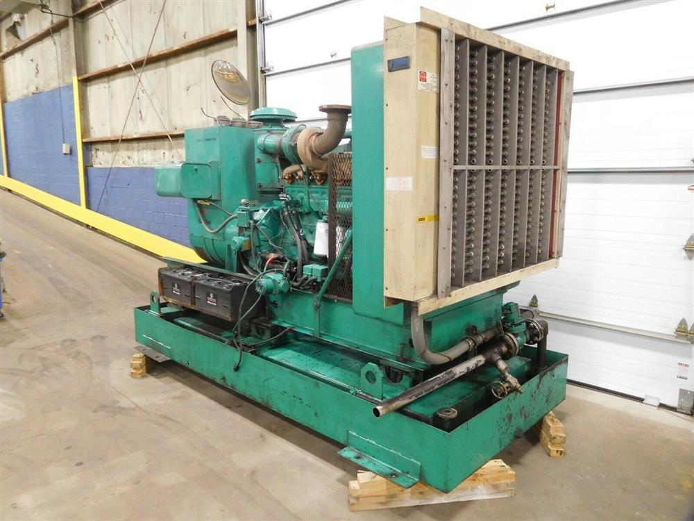 Image ONAN 300.ODFM-17R/31121N Genset Diesel Generator 1528331