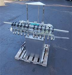 Image 12 Head INLINE FILLING SYSTEMS Inline Pressure / Gravity Filler 1529178