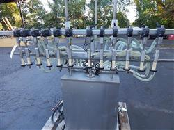 Image 12 Head INLINE FILLING SYSTEMS Inline Pressure / Gravity Filler 1529179