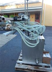 Image 12 Head INLINE FILLING SYSTEMS Inline Pressure / Gravity Filler 1529181