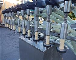 Image 12 Head INLINE FILLING SYSTEMS Inline Pressure / Gravity Filler 1529185