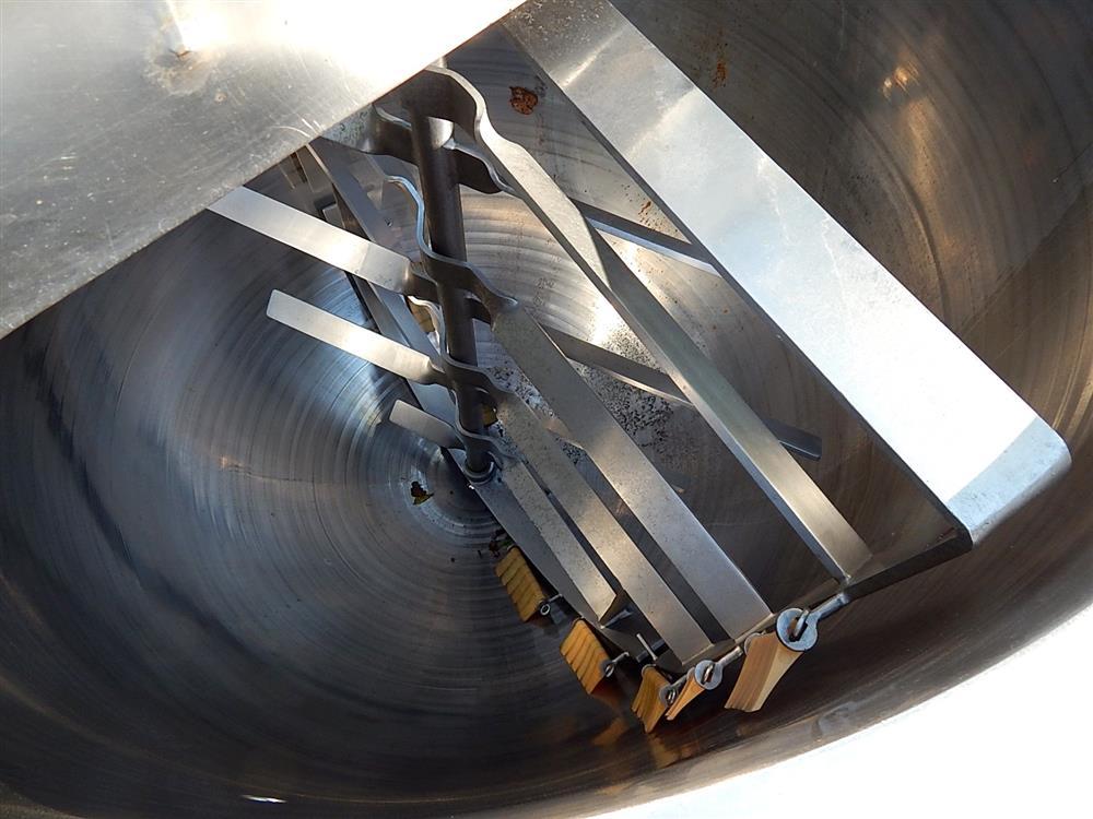 Image 1000 Gallon HAMILTON Style SA Double Motion Agitated Kettle 1529473