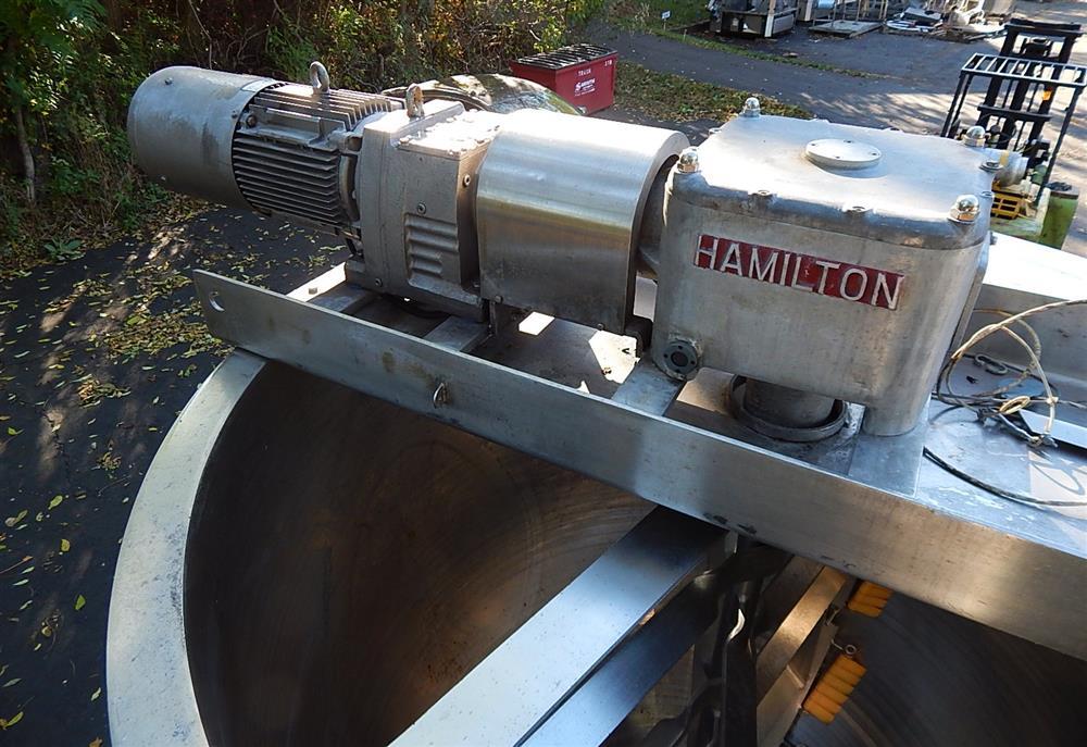 Image 1000 Gallon HAMILTON Style SA Double Motion Agitated Kettle 1529474