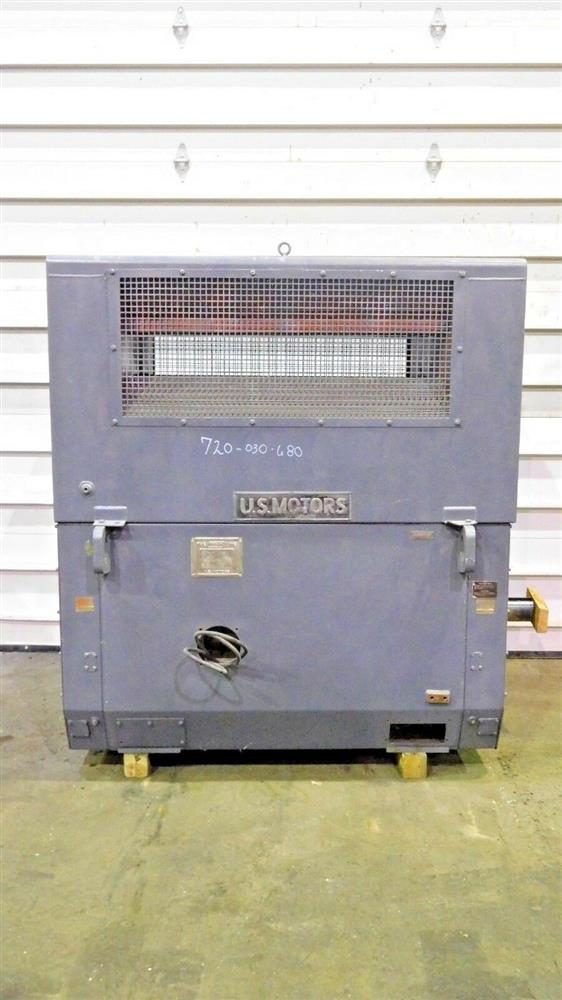 Image 600 HP US MOTORS Type MS Electric Motor 1529715
