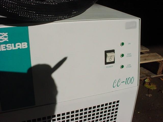 Image 80 Watt NESLAB 2 Stage Lab Immersion Cooler - CC100 1531794
