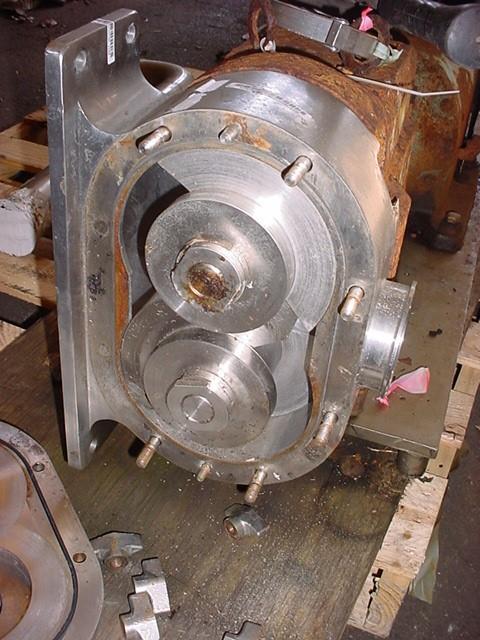 Image 3 X 2.5in TACO Centrifugal Pump - Cast Iron 1531804