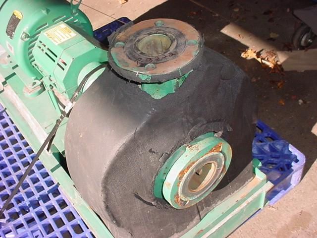 Image 3 X 2.5in TACO Centrifugal Pump - Cast Iron 1531806
