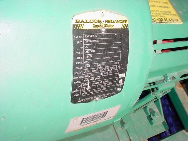 Image 3 X 2.5in TACO Centrifugal Pump - Cast Iron 1531807