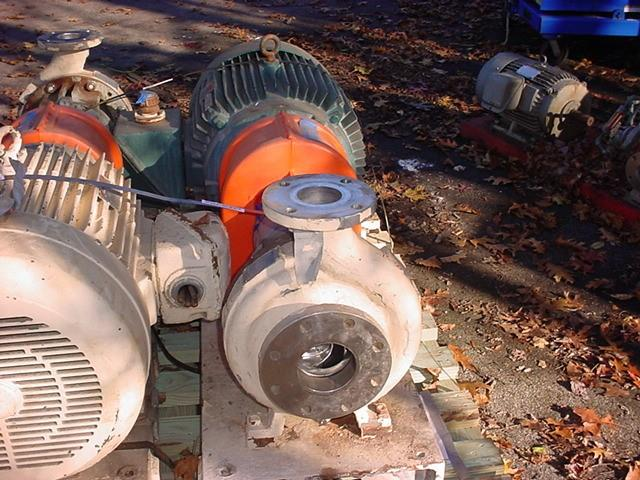 Image 4 X 3-10 DURCO Alloy D4 Centrifugal Pump - Stainless Steel 1531810