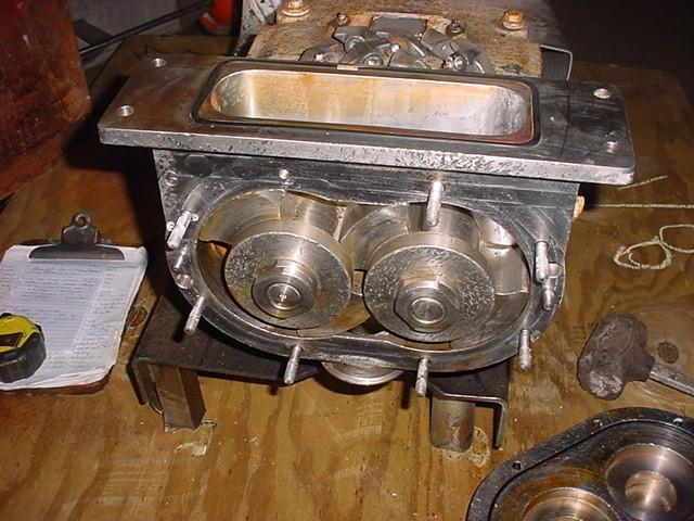Image 3in WAUKESHA 130 Displacement Pump - 9 X 3 Inlet, Stainless Steel 1531815