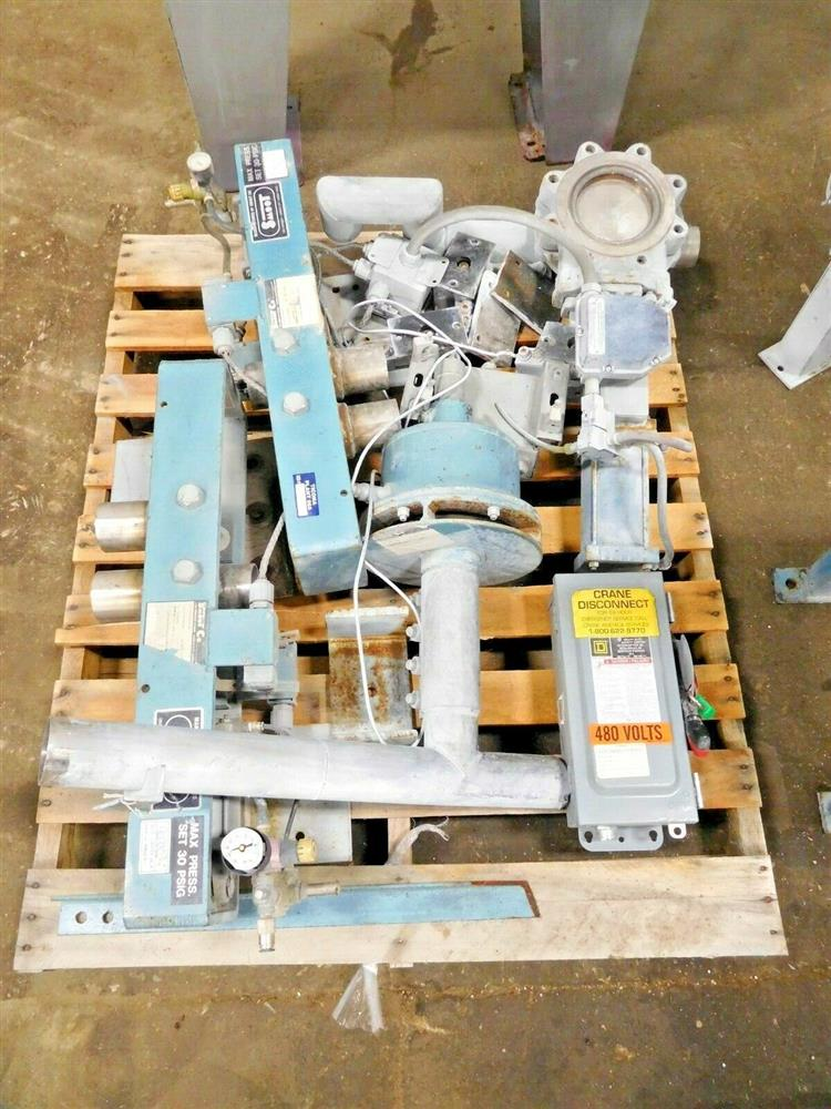 Image SMOOT Vacuum Transfer System with Weighing System 1531835