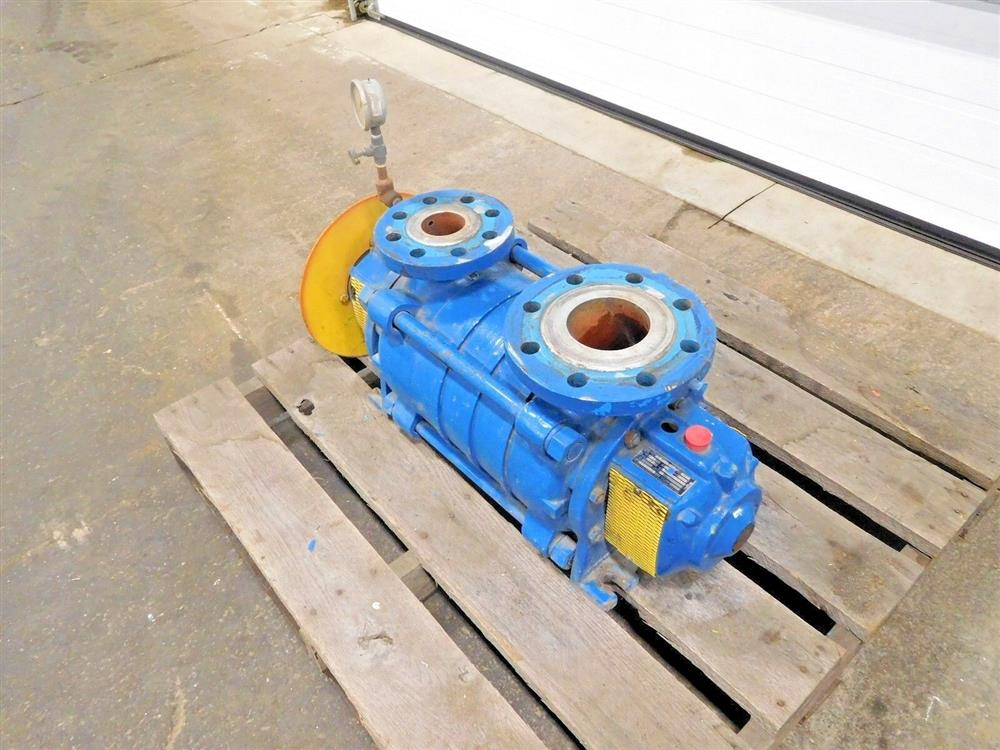 Image GOULDS 3355 Multi-Stage Pump 1531869