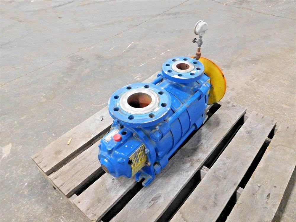 Image GOULDS 3355 Multi-Stage Pump 1531870