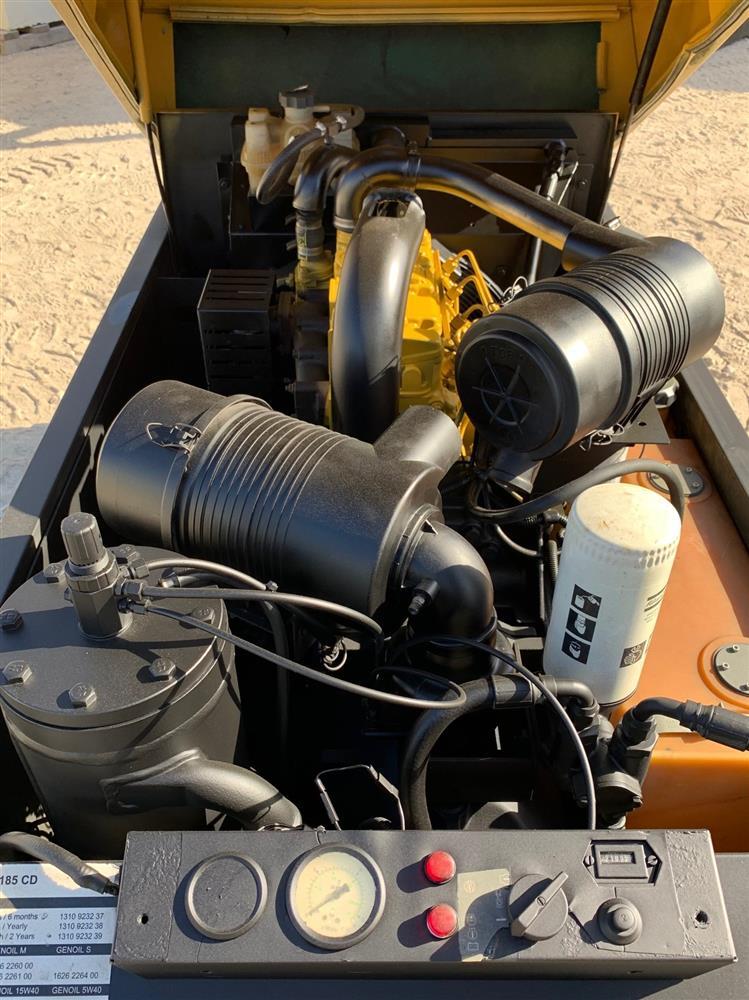 Image ATLAS COPCO Air Compressor 1531905
