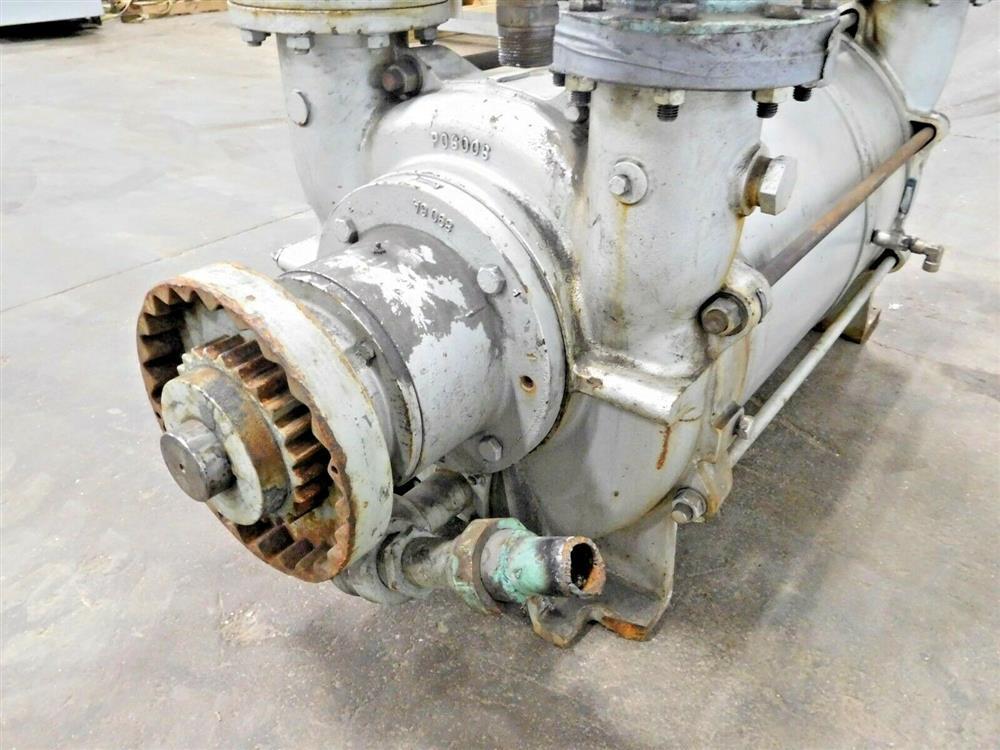 Image BUSCH Liquid Ring Gas High Vacuum Pump 1531916