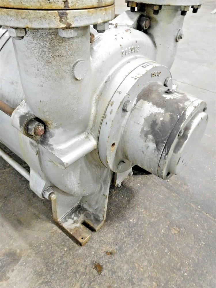 Image BUSCH Liquid Ring Gas High Vacuum Pump 1531918