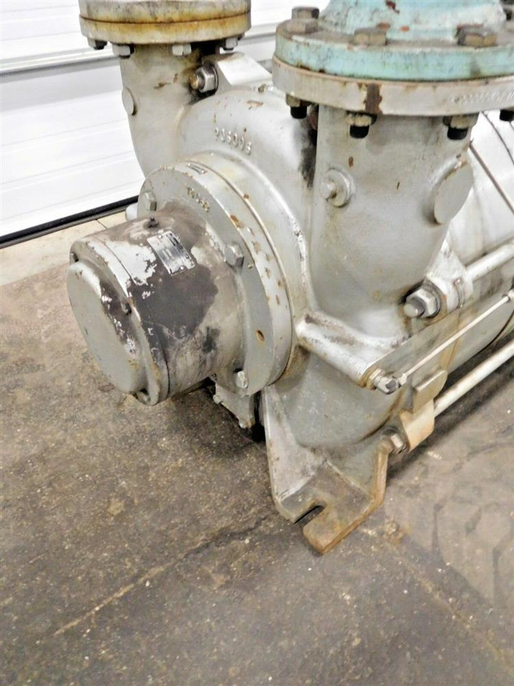 Image BUSCH Liquid Ring Gas High Vacuum Pump 1531919