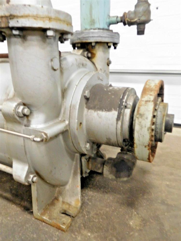 Image BUSCH Liquid Ring Gas High Vacuum Pump 1531924