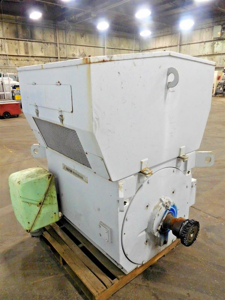 Image 400 HP WESTINGHOUSE TECO World Series Motor 1531959