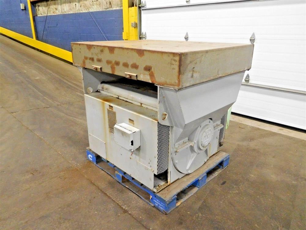 Image 400 HP WESTINGHOUSE HSW2 Motor 1531965