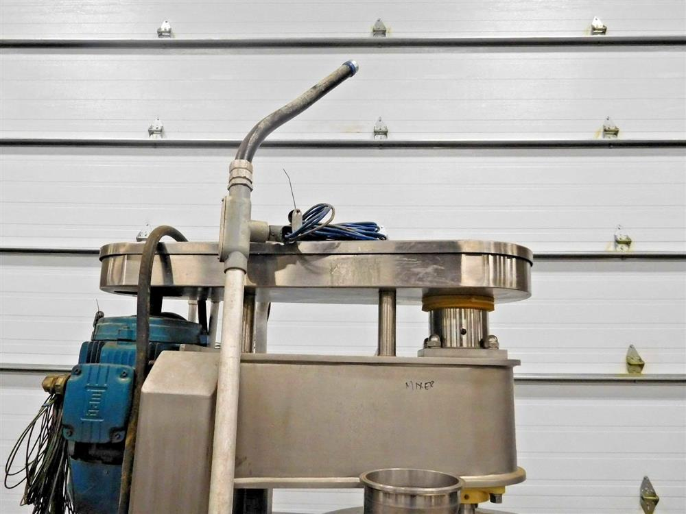 Image 30 Gallon Mixer - Stainless Steel 1531978