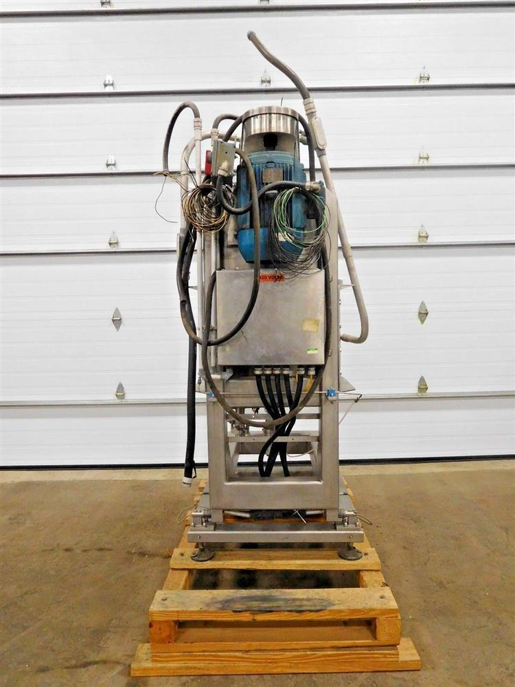 Image 30 Gallon Mixer - Stainless Steel 1531979