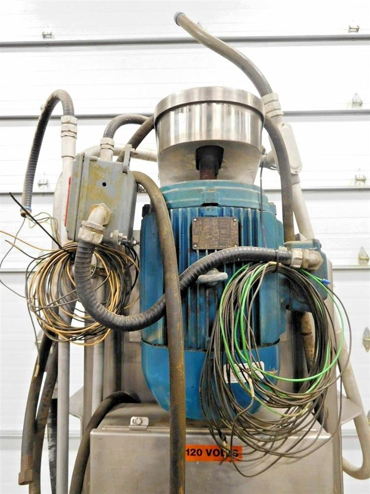 Image 30 Gallon Mixer - Stainless Steel 1531980