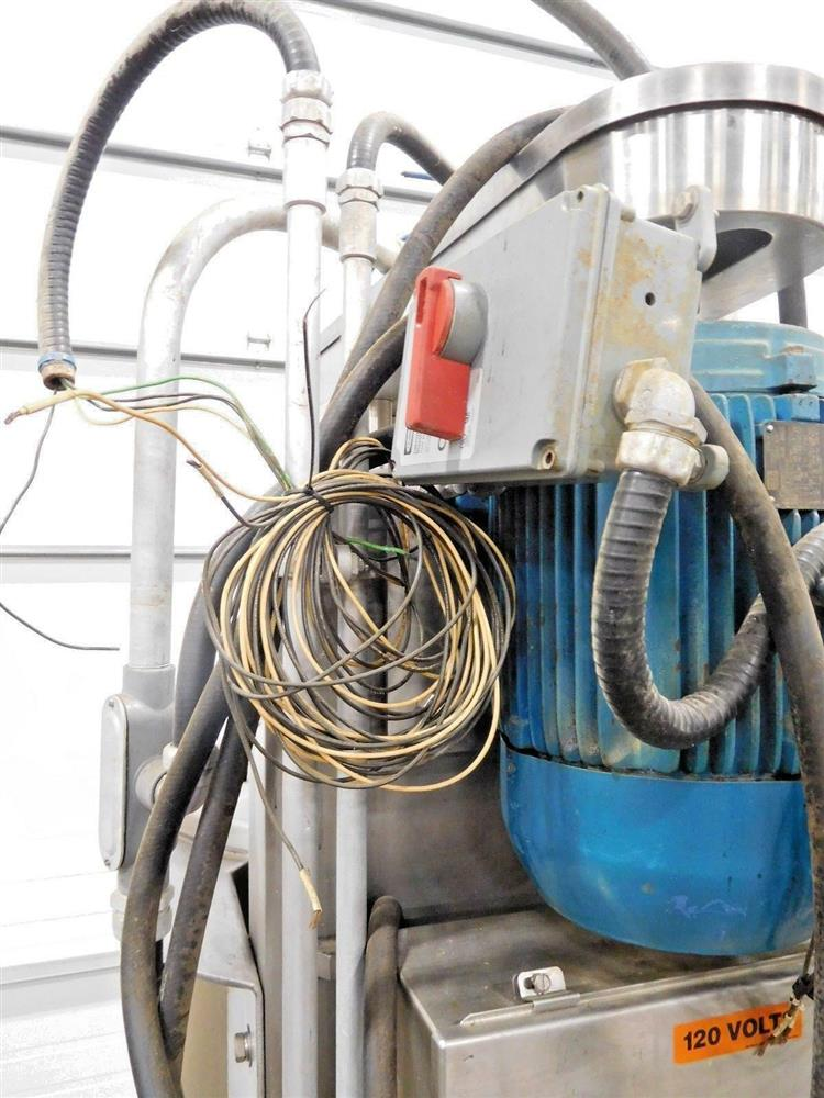 Image 30 Gallon Mixer - Stainless Steel 1531983