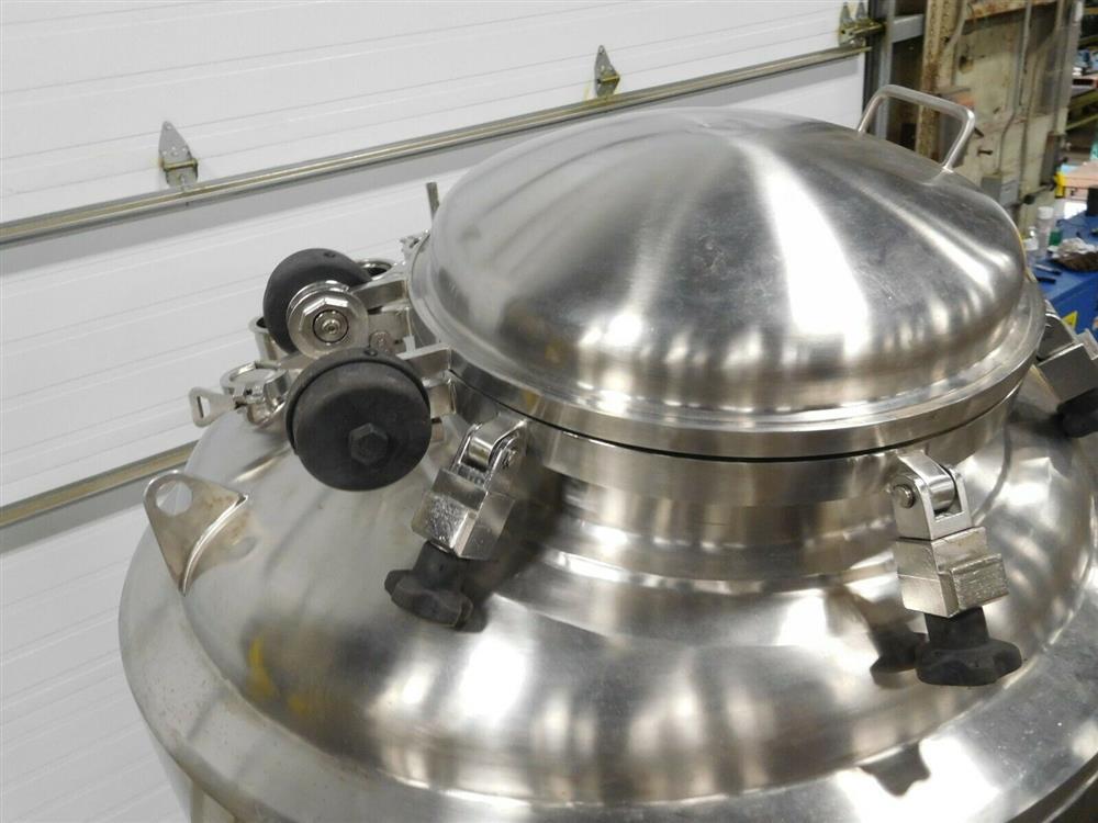 Image 181.5 Gallon T&C CIP2-TK1 Tank - Stainless Steel 1531992