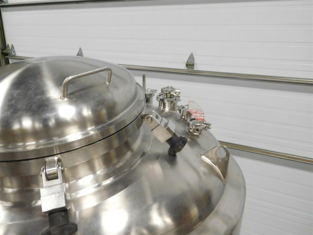 Image 181.5 Gallon T&C CIP2-TK1 Tank - Stainless Steel 1531993