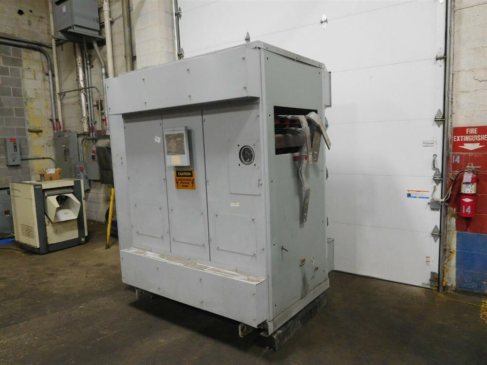 Image GE Dry Type Transformer - 750/1000 KVA  1532023