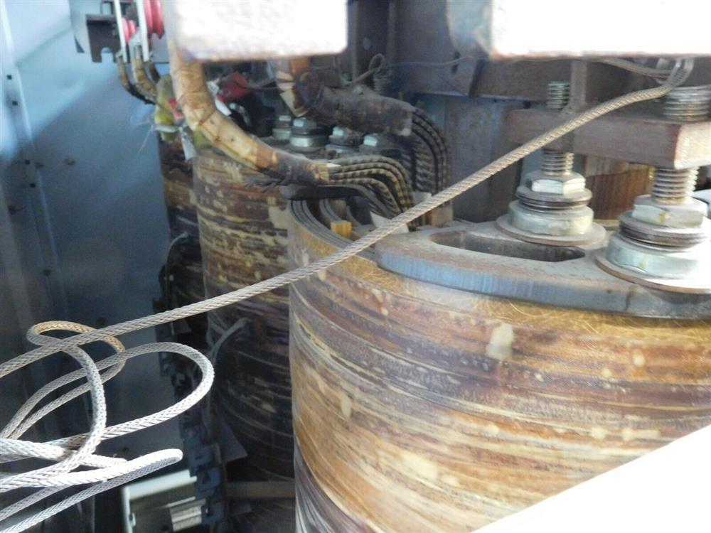 Image GE Dry Type Transformer - 750/1000 KVA  1532025