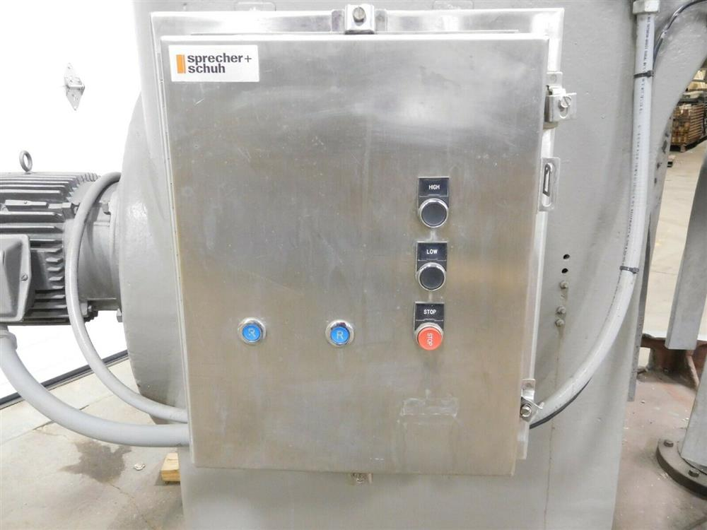 Image 100 Gallon JH DAY Pony Mixer 1532049