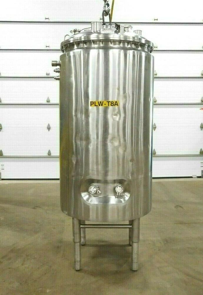 Image 1000 Liter DCI Jacketed Tank - Stainless Steel 1532065