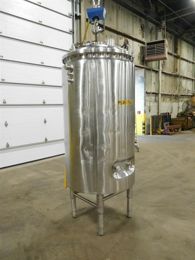 Image 1000 Liter DCI Jacketed Tank - Stainless Steel 1532066