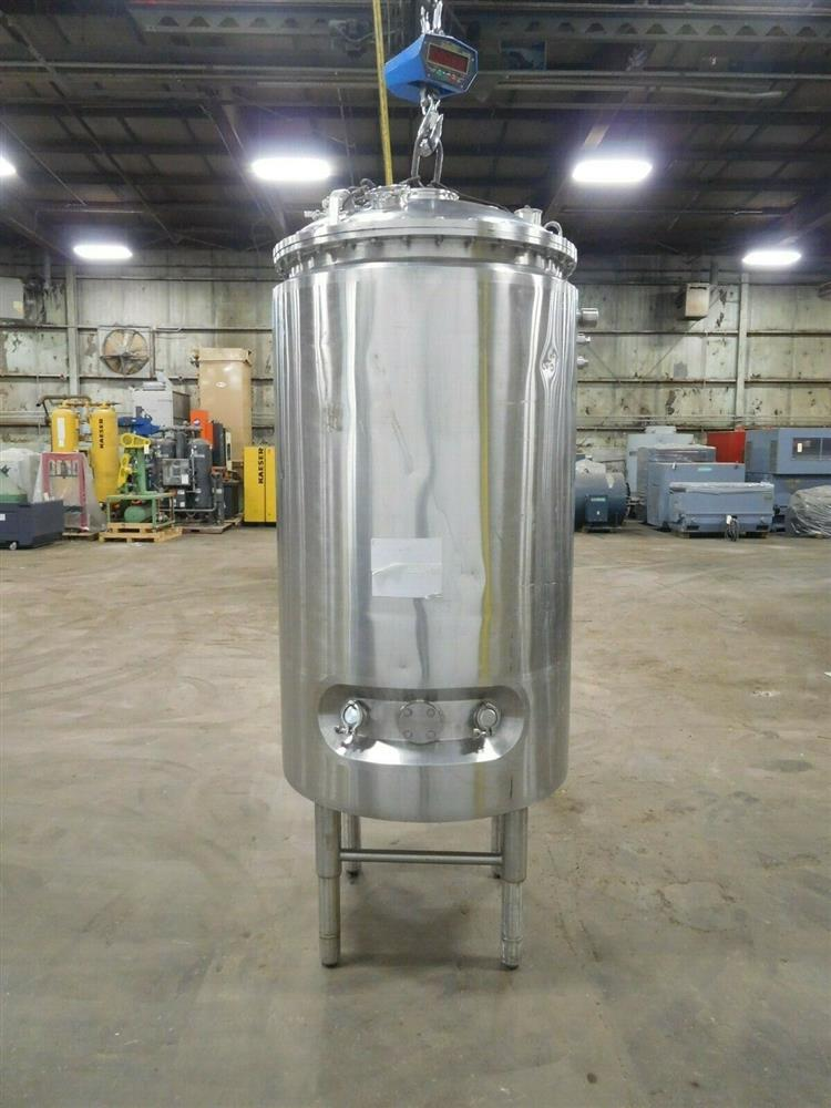 Image 1000 Liter DCI Jacketed Tank - Stainless Steel 1532057
