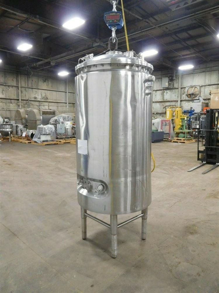 Image 1000 Liter DCI Jacketed Tank - Stainless Steel 1532058