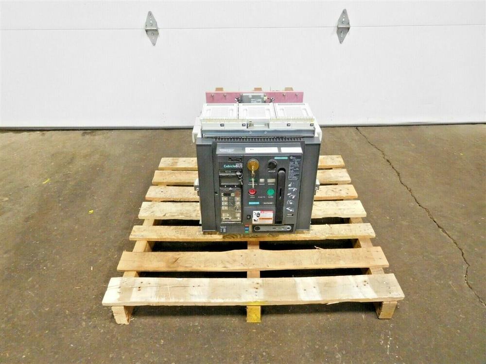 Image SIEMENS WLF2A320 Integrated Cubicle Bus Power Circuit Breaker 1532067
