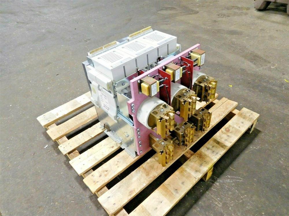 Image SIEMENS WLF2A320 Integrated Cubicle Bus Power Circuit Breaker 1532070