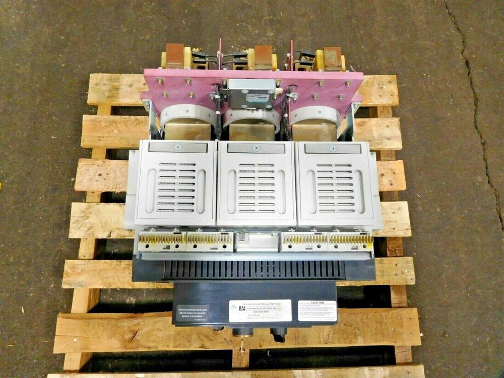 Image SIEMENS WLF2A320 Integrated Cubicle Bus Power Circuit Breaker 1532072