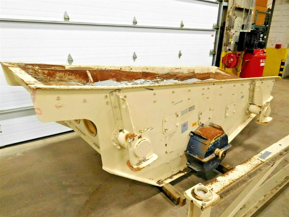 Image JOEST Vibratory Screener with Springs and Stand - Model 1200 X 3000 1532088