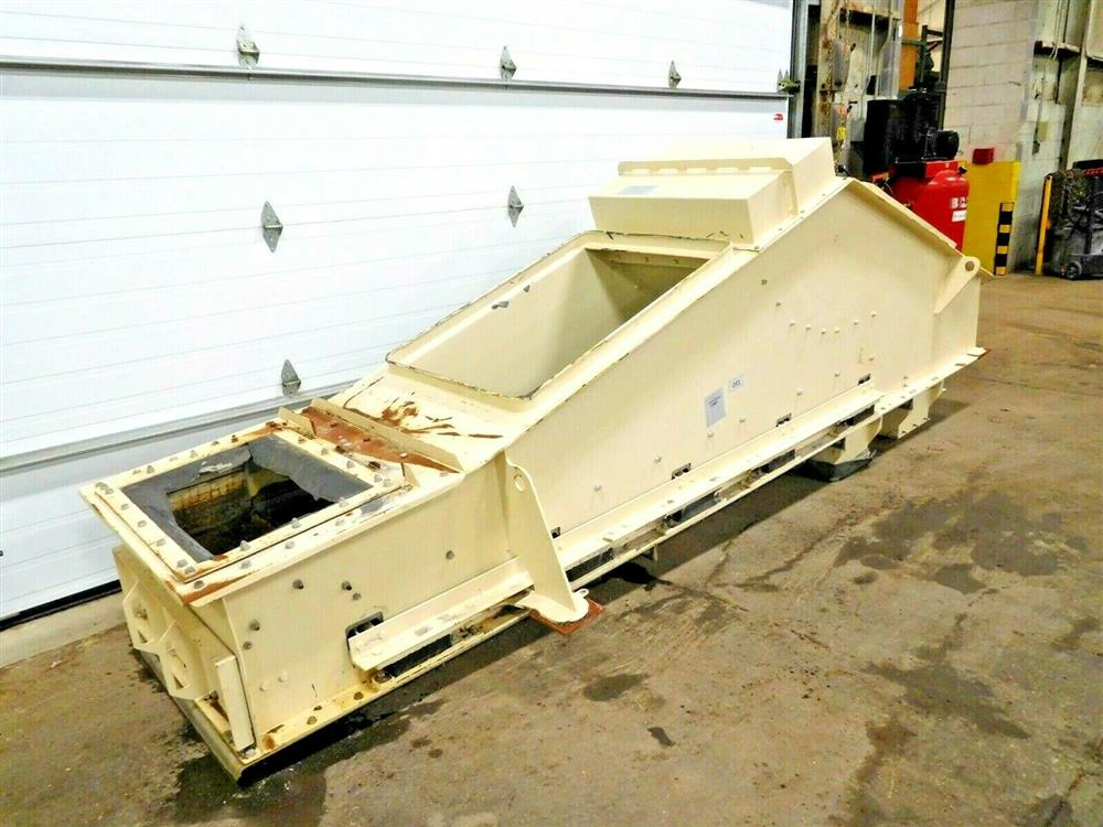 Image JOEST Vibratory Screener with Springs and Stand 1532094