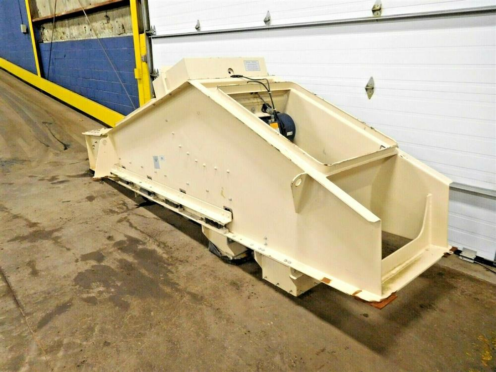 Image JOEST Vibratory Screener with Springs and Stand 1532095
