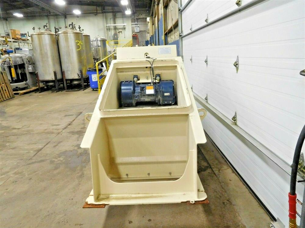 Image JOEST Vibratory Screener with Springs and Stand 1532096