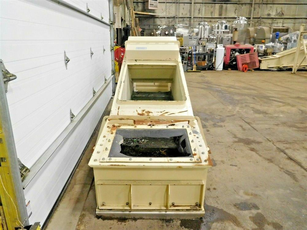 Image JOEST Vibratory Screener with Springs and Stand 1532098